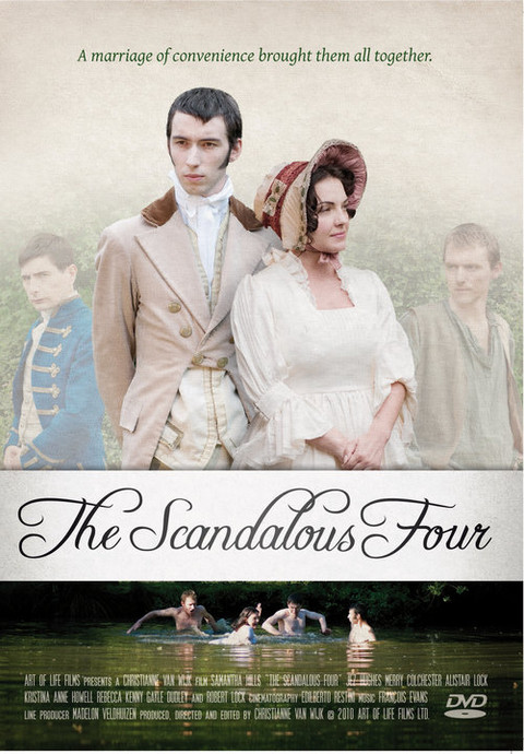 'Scandelouse Four' - Period Drama Feature Film