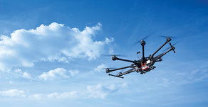 Construction Industry Realizing Drone Potential