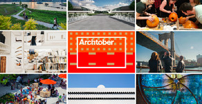 Archtober 2018 Kicks Off in NYC!