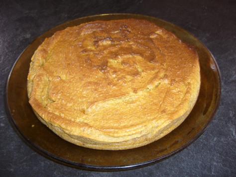 Gâteau de figues sèches et de noisettes