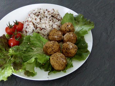 Croquettes de lentilles à la patate douce LAFORET(4 personnes)