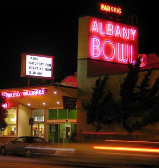 Albany Bowling