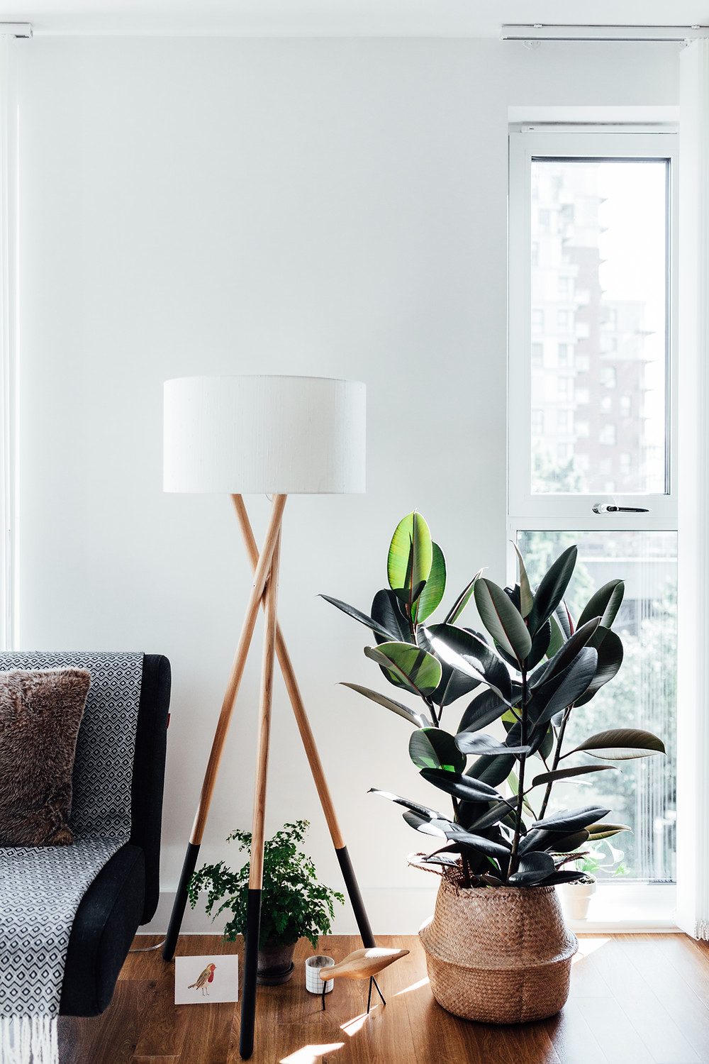 The minimalist lifestyle is a more sustainable and eco-friendly lifestyle. It reminds us to reduce the attention towards the material world, It's time to back to the spiritual world.