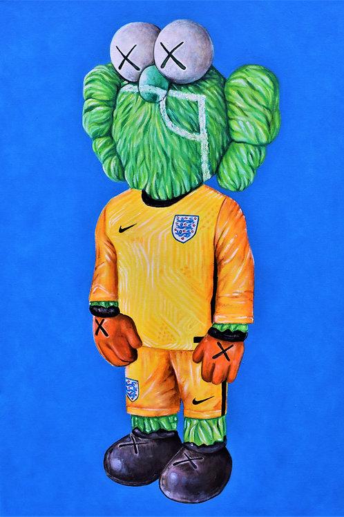Boot-Leg SKAWS! - England Goalkeeper