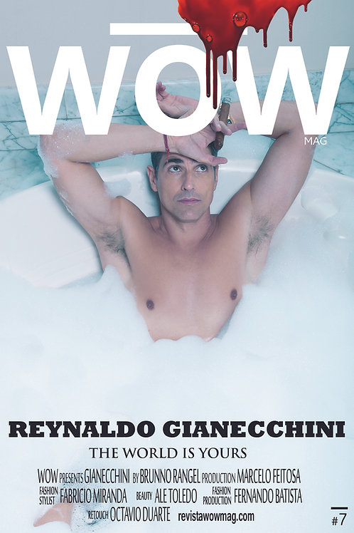 Reynaldo Gianecchini edição #7
