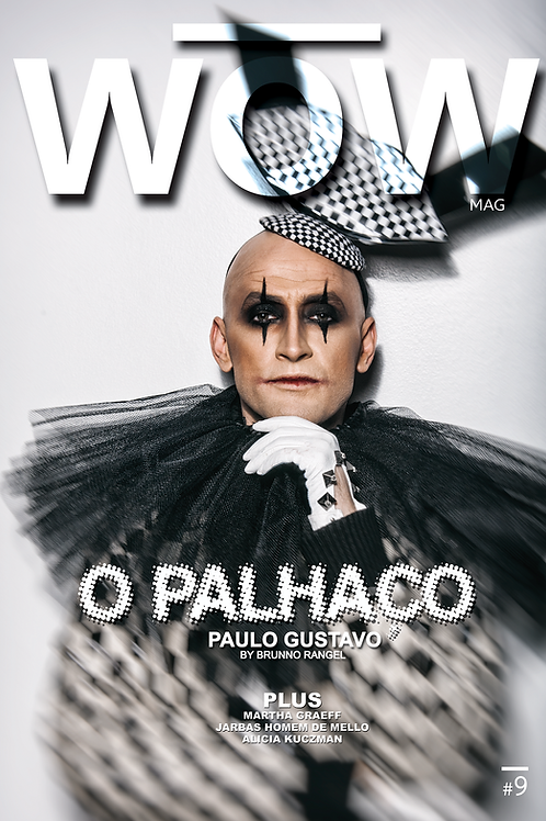 Paulo Gustavo edição #9