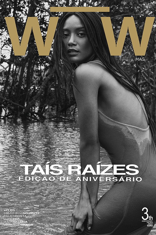 RAÍZES edição de aniversário - Taís Araújo