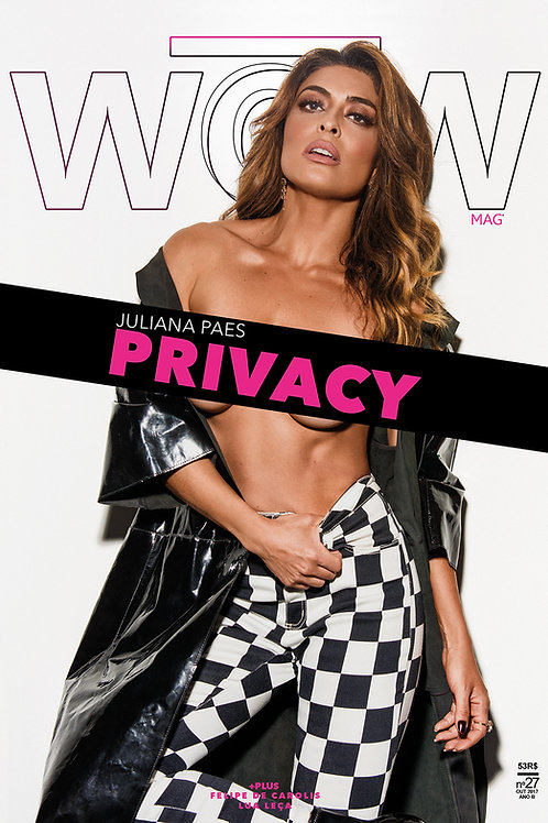 JULIANA PAES - PRIVACY capa1