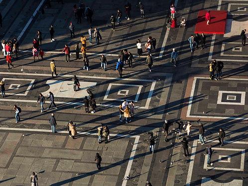 PEOPLE 004 - 73x110  by BRUNNO RANGEL
