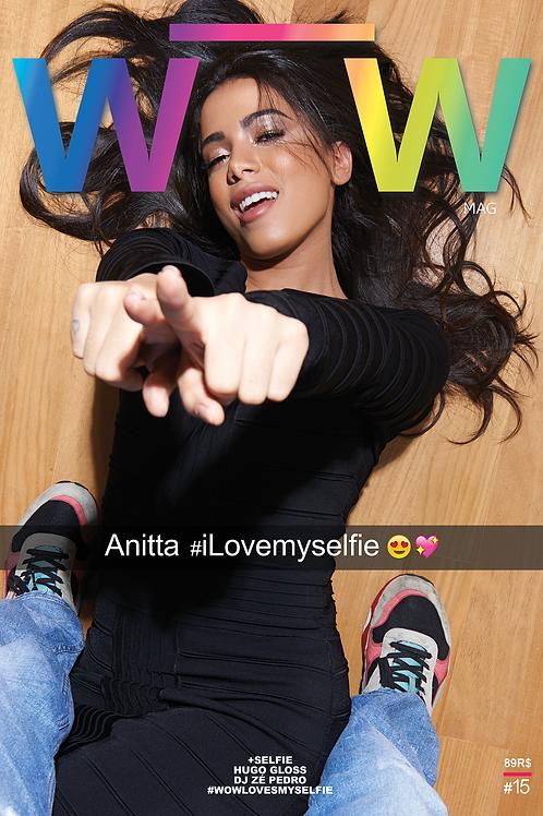 Anitta edição SELFIE #15