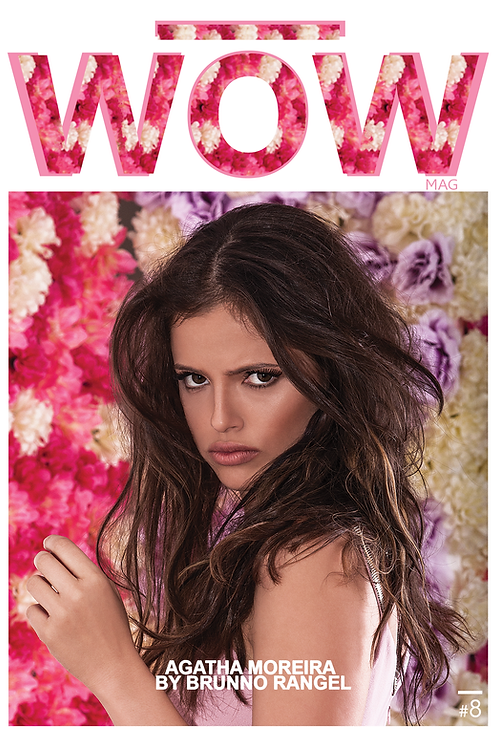 Agatha Moreira edição #8