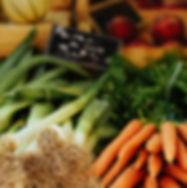 Hotdigging Productos orgánicos frescos