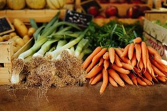 Leeks and Carrots