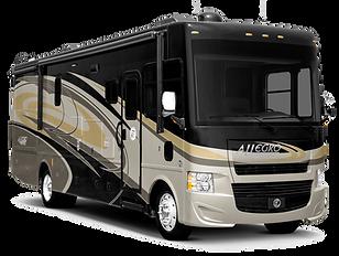 Class A & C RV Gas or Diesel