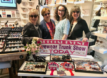 "What is a ""TRUNK SHOW"""