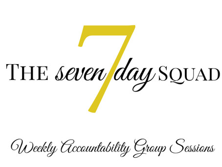 The Seven Day Squad-Introduction and Invitation