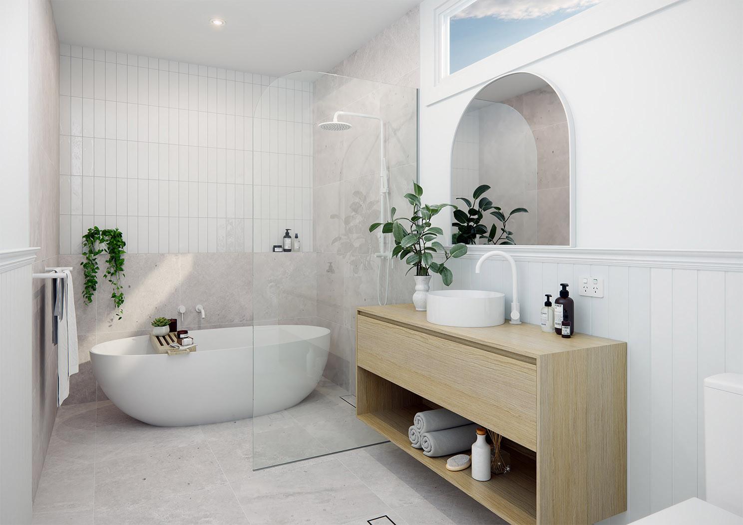 Nautica - Bathroom