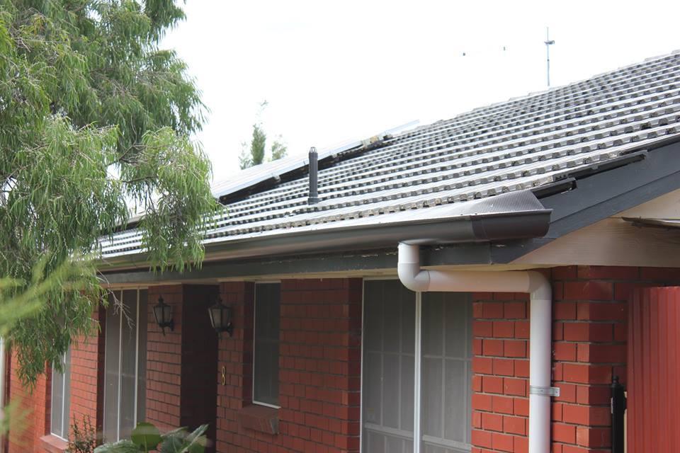 Adelaide gutter job