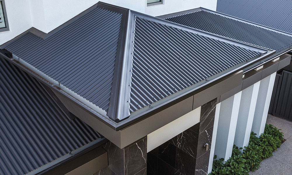 corrugated roof profile