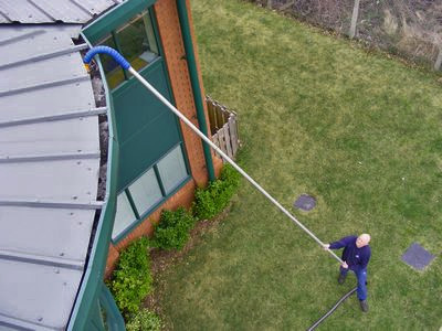 extendable hose attachment