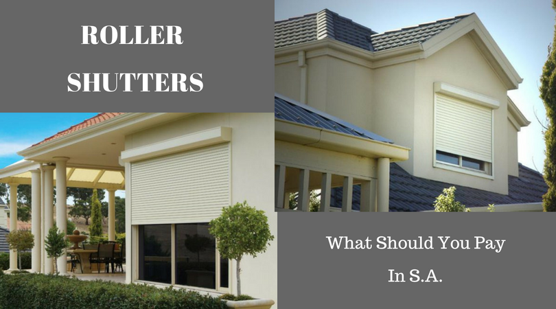 Roller shuttes - how much should you pay in SA