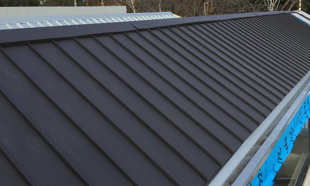 Europlus -snaplock roof profile