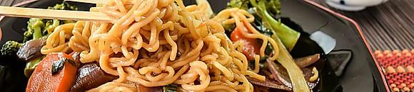 Lunch Yakisoba