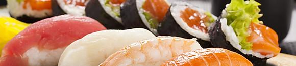 Lunch Sushi Combo
