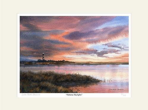 Hatteras Skylights, 16x20