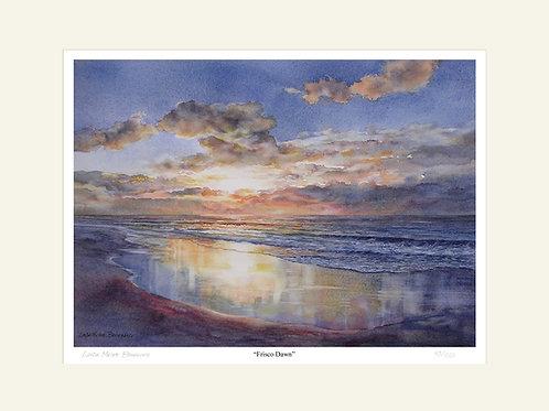 Frisco Dawn, 16x20