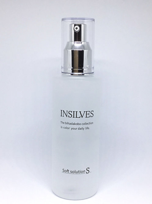 Soft solution ( S )  100ml