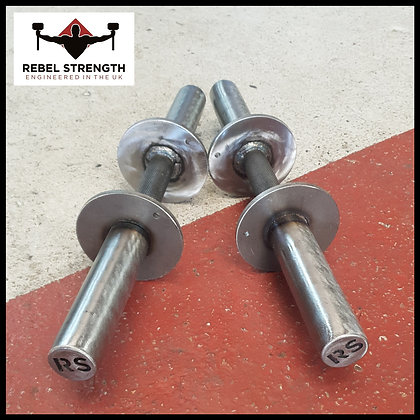 "Dumbbell Handles (1 1/4"" Handle)"
