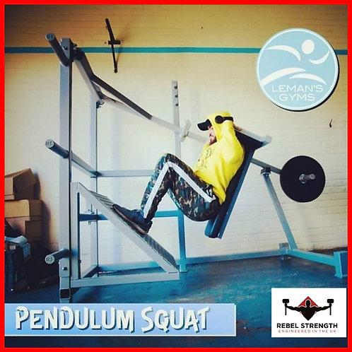 Rebel Strength Pendulum Squat Machine