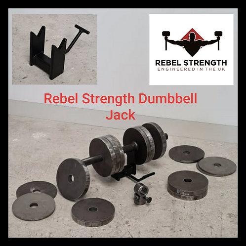 Adjustable Dumbbell Jack