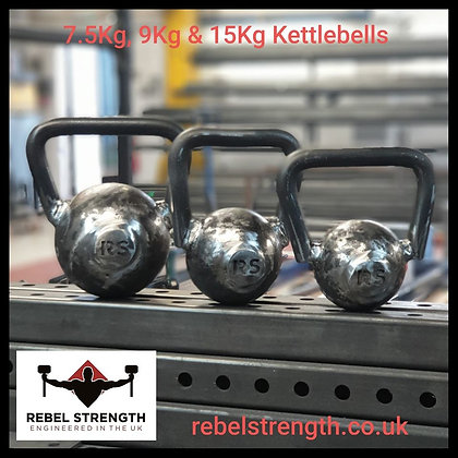 Kettlebell (Ball Type) Set