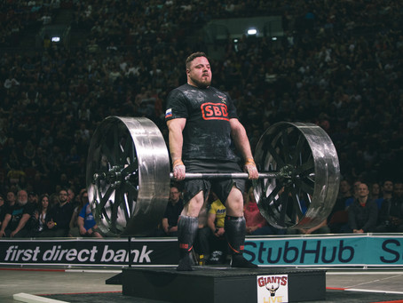 Strongman Competitions