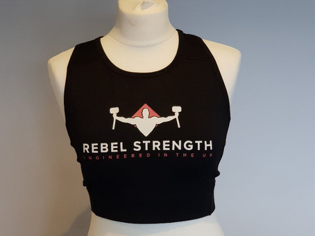 Rebel Strength Ladies Clothing