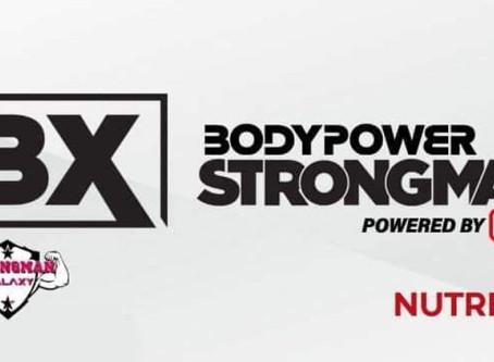 Bodypower 2019