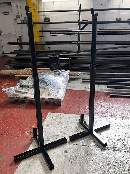 Squat Stands Home Gym (Black)