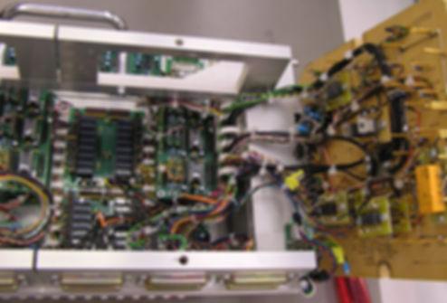 Verdrahtung Nadelbettadapter | Testsysteme und Prüfadapter mit Nadelbett | Langner Elektronik