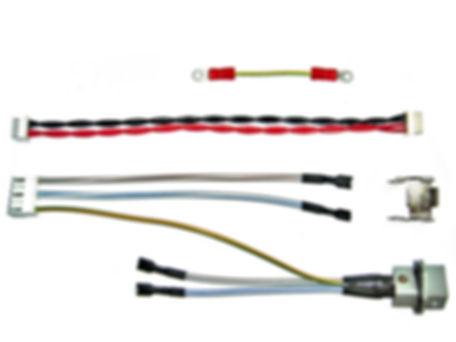 Kabelkonfektionierung von Litzen und Kabel für elektronische Geräte und Baugruppen | Langner Elektronik