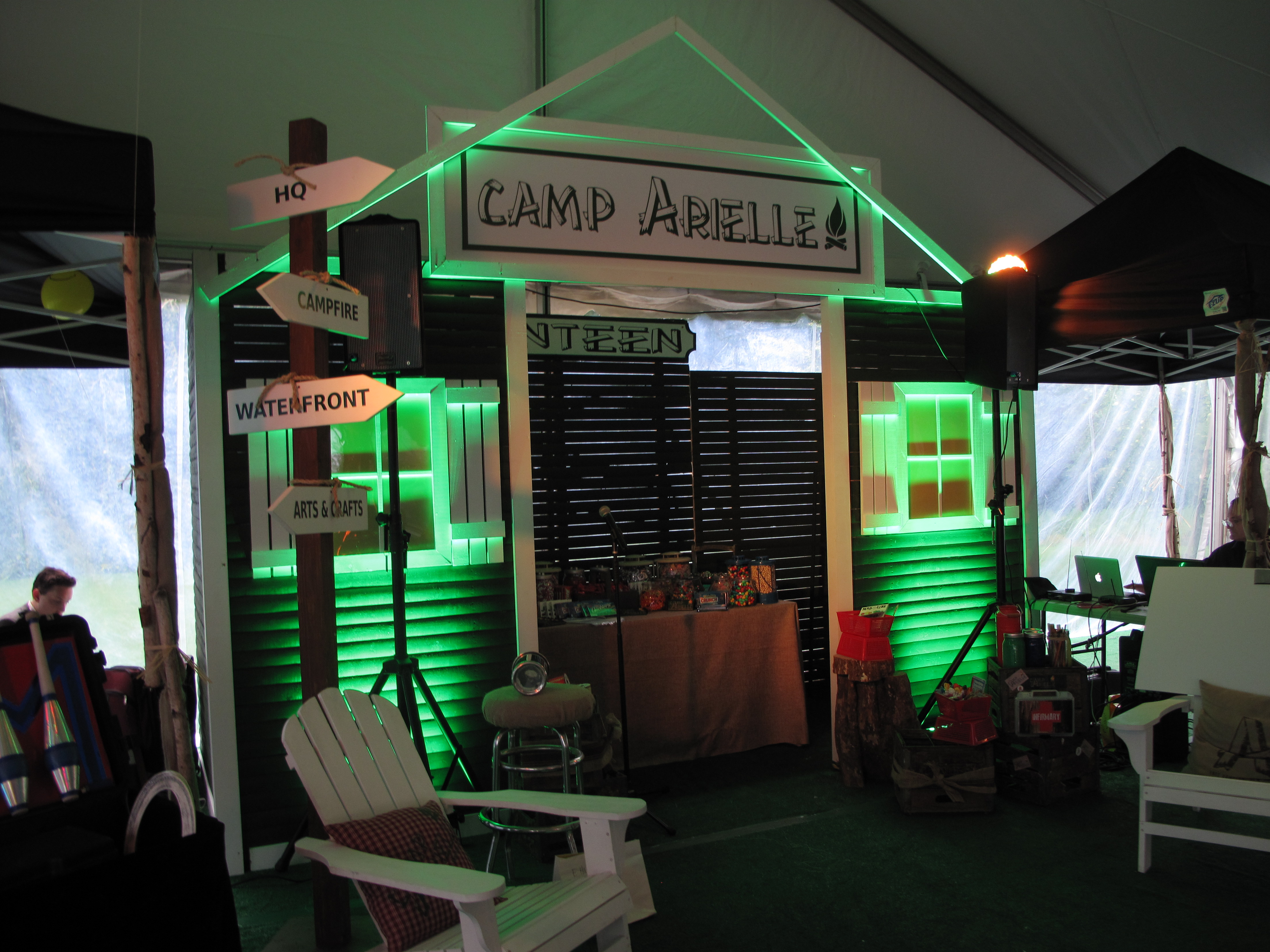 Camp Arielle
