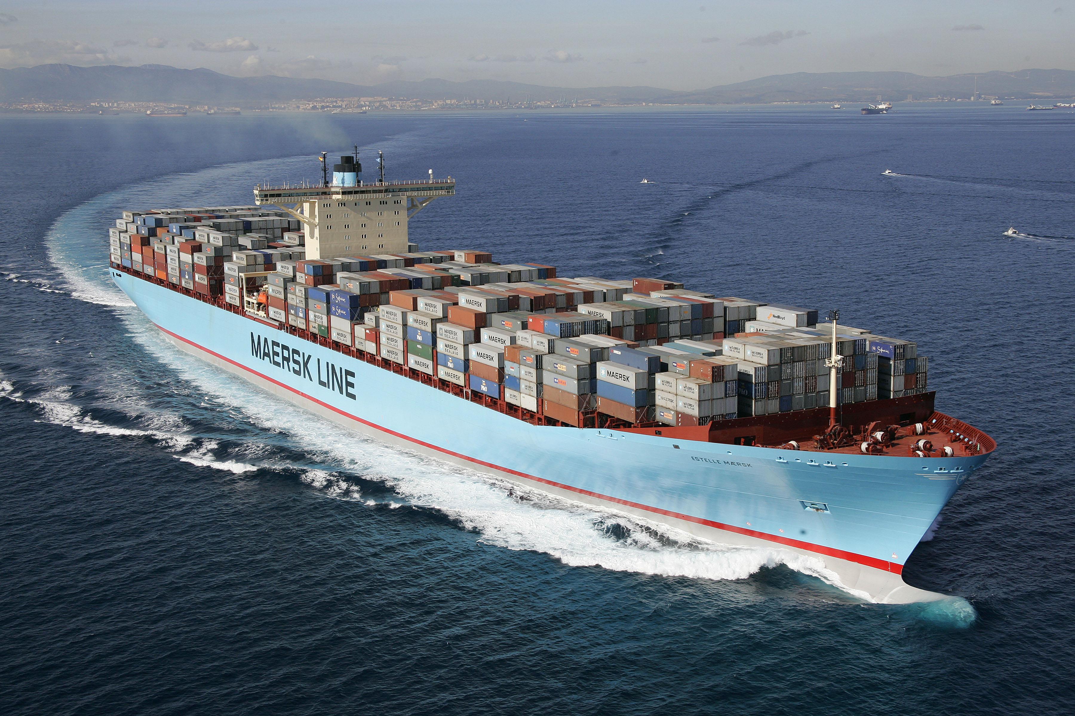 Barco Maersk
