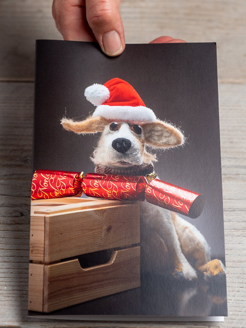 Greeting Card - Christmas Cracker !