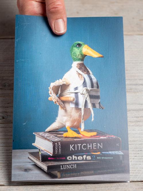 Greeting Card - Oui Chef !