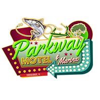 PARKWAY MOTEL AND MARINA LOGO FINAL -  t