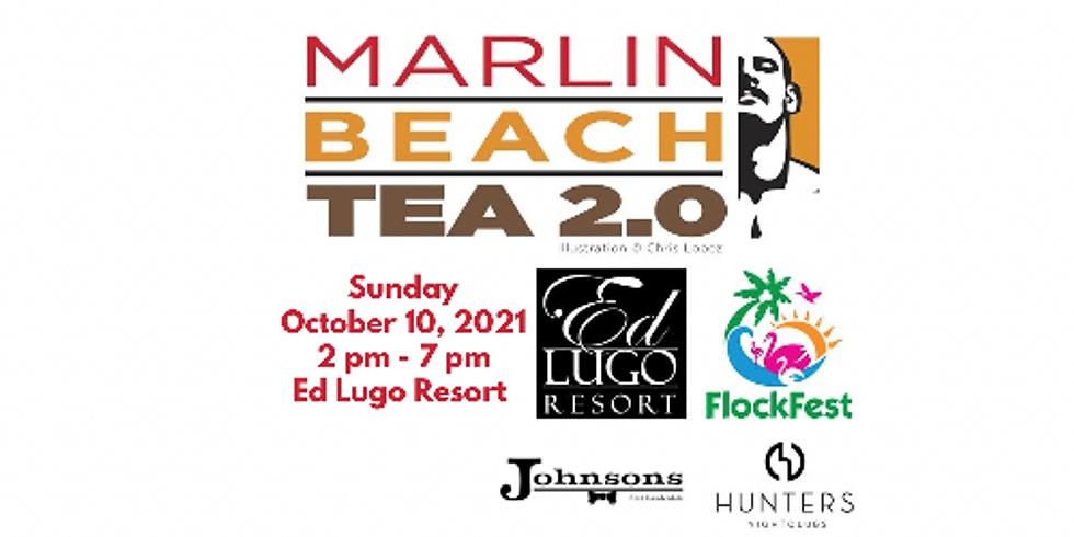 Marlin Beach Tea 2.0 - October