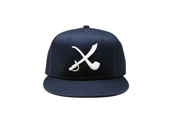 SABER & PIPE LOGO HAT