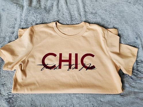 Talk Chic (tan)