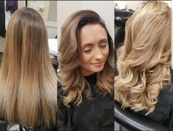 Color Correction and Haircut